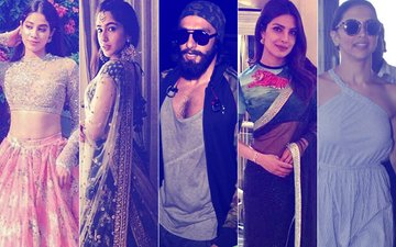 STUNNER OR BUMMER: Jhanvi Kapoor, Sara Ali Khan, Ranveer Singh, Priyanka Chopra Or Deepika Padukone?