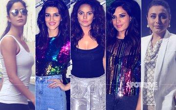 STUNNER OR BUMMER: Katrina Kaif, Kriti Sanon, Neetu Chandra, Richa Chadha Or Rani Mukerji?