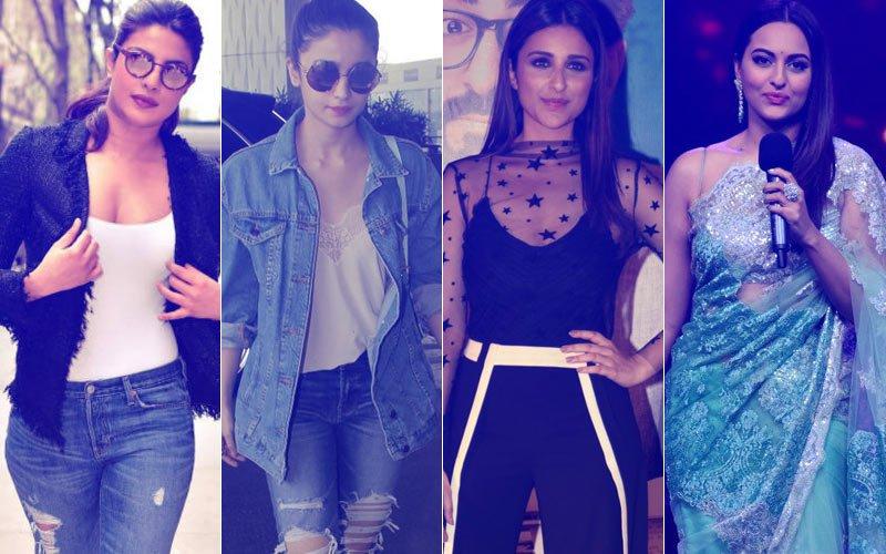 STUNNER OR BUMMER: Priyanka Chopra, Alia Bhatt, Parineeti Chopra Or Sonakshi Sinha?