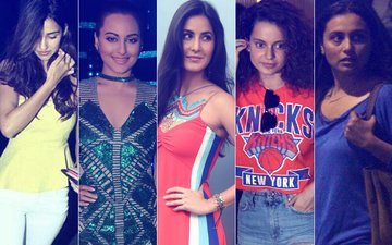 STUNNER OR BUMMER: Disha Patani, Sonakshi Sinha, Katrina Kaif, Kangana Ranaut Or Rani Mukerji?