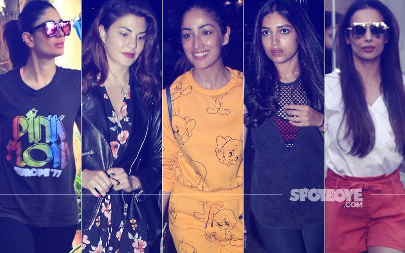 STUNNER OR BUMMER: Kareena Kapoor, Jacqueline Fernandez, Yami Gautam, Bhumi Pednekar Or Malaika Arora?