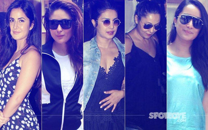 STUNNER OR BUMMER: Katrina Kaif, Kareena Kapoor, Priyanka Chopra, Gauri Khan Or Shraddha Kapoor?