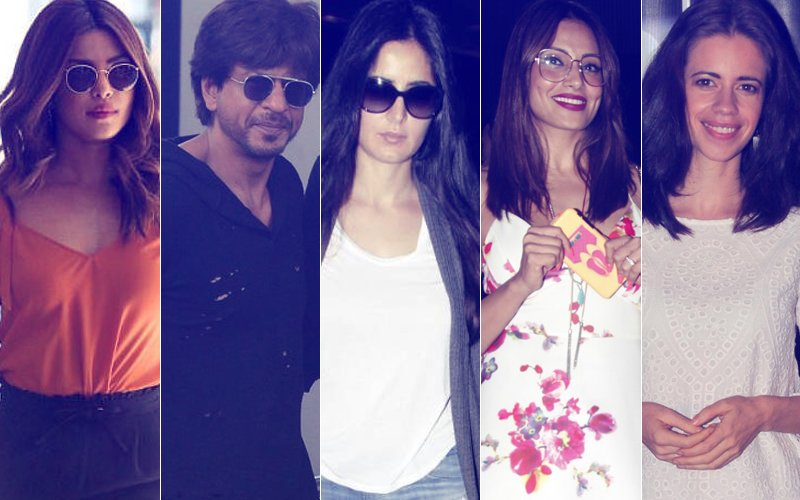 STUNNER OR BUMMER: Priyanka Chopra, Shah Rukh Khan, Katrina Kaif, Bipasha Basu Or Kalki Koechlin?