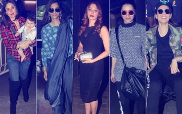 STUNNER OR BUMMER: Kareena Kapoor, Sonam Kapoor, Iulia Vantur, Shraddha Kapoor Or Kangana Ranaut?
