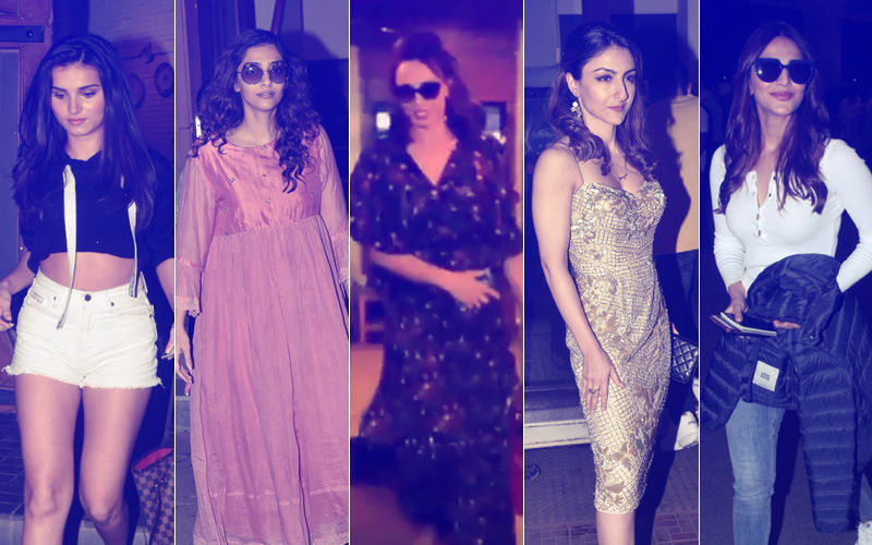 STUNNER OR BUMMER: Tara Sutaria, Sonam Kapoor, Iulia Vantur, Soha Ali Khan Or Vaani Kapoor?