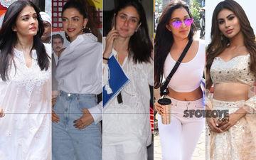 STUNNER OR BUMMER: Aishwarya Rai Bachchan, Deepika Padukone, Kareena Kapoor Khan, Kiara Advani Or Mouni Roy?