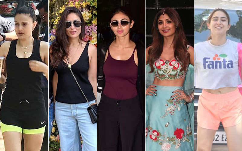 STUNNER OR BUMMER: Ameesha Patel, Kareena Kapoor Khan, Mouni Roy, Shilpa Shetty Or Sara Ali Khan?
