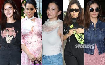 STUNNER OR BUMMER: Ananya Panday, Kangana Ranaut, Gauahar Khan, Bhumi Pednekar Or Raveena Tandon?