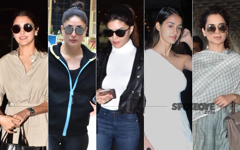STUNNER OR BUMMER: Anushka Sharma, Kareena Kapoor Khan, Jacqueline Fernandez, Disha Patani Or Kangana Ranaut?