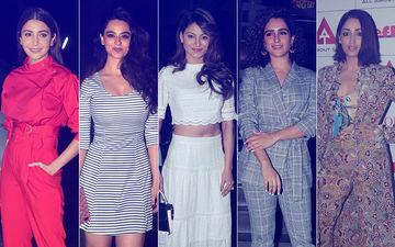 STUNNER OR BUMMER: Anushka Sharma, Soundarya Sharma, Urvashi Rautela, Sanya Malhotra Or Yami Gautam?