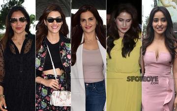 STUNNER OR BUMMER: Bipasha Basu, Kriti Sanon, Monica Bedi, Sagarika Ghatge Or Neha Sharma?