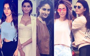 STUNNER OR BUMMER: Disha Patani, Sonam Kapoor, Kareena Kapoor, Malaika Arora Or Jacqueline Fernandez?