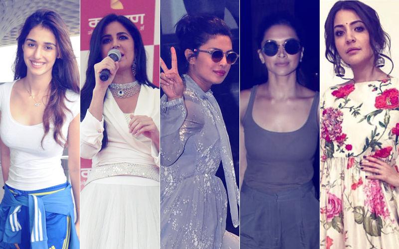 STUNNER OR BUMMER: Disha Patani, Katrina Kaif, Priyanka Chopra, Deepika Padukone Or Anushka Sharma?