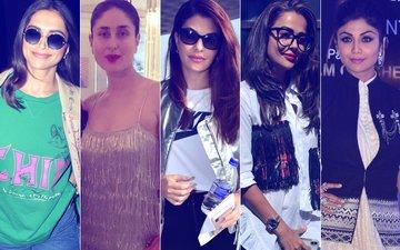 STUNNER OR BUMMER: Deepika Padukone, Kareena Kapoor, Jacqueline Fernandez, Amrita Arora Or Shilpa Shetty?