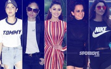 STUNNER OR BUMMER: Anushka Sharma, Kareena Kapoor, Urvashi Rautela, Kangana Ranaut Or Daisy Shah?
