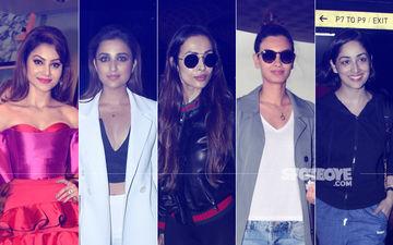 STUNNER OR BUMMER: Urvashi Rautela, Parineeti Chopra, Malaika Arora, Diana Penty Or Yami Gautam?