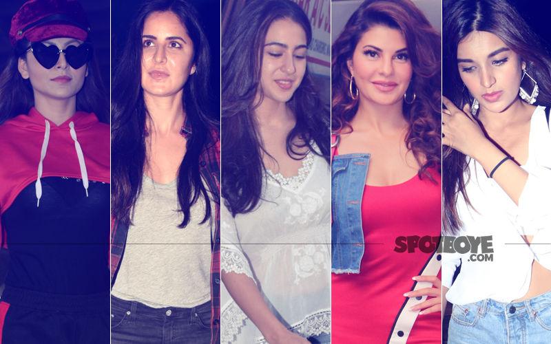 STUNNER OR BUMMER: Urvashi Rautela, Katrina Kaif, Sara Ali Khan, Jacqueline Fernandez Or Nidhhi Agerwal?