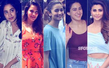 STUNNER OR BUMMER: Janhvi Kapoor, Waluscha De Sousa, Alia Bhatt, Sara Ali Khan Or Daisy Shah?