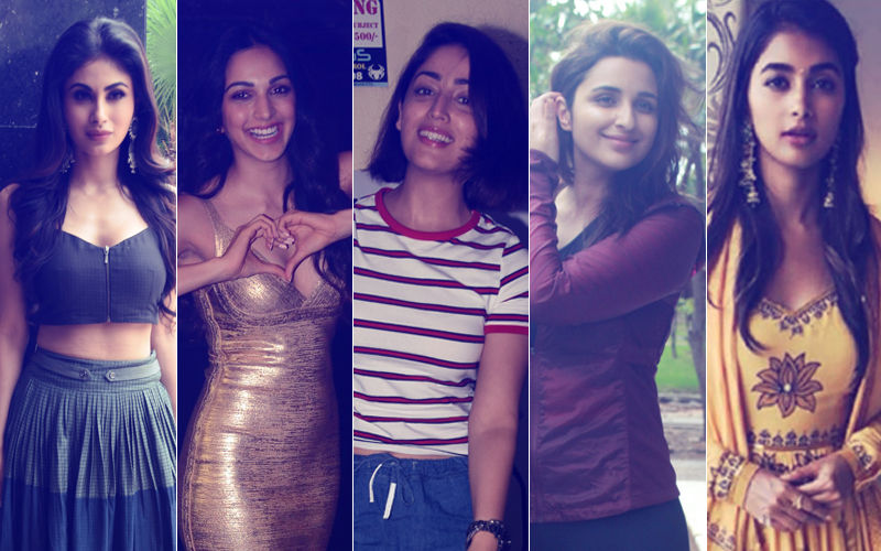 STUNNER OR BUMMER: Mouni Roy, Kiara Advani, Yami Gautam, Parineeti Chopra Or Pooja Hegde?