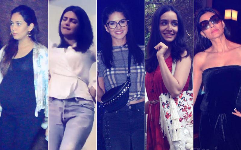 STUNNER OR BUMMER: Mira Rajput, Priyanka Chopra, Sunny Leone, Shraddha Kapoor Or Sushmita Sen?