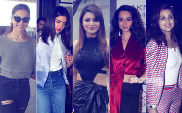 STUNNER OR BUMMER: Deepika Padukone, Priyanka Chopra, Urvashi Rautela, Soundarya Sharma Or Parineeti Chopra?