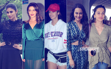 STUNNER OR BUMMER: Mouni Roy, Priyanka Chopra, Disha Patani, Sonakshi Sinha Or Taapsee Pannu?