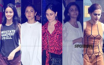 STUNNER OR BUMMER: Ananya Panday, Anushka Sharma, Kareena Kapoor, Alia Bhatt Or Taapsee Pannu?