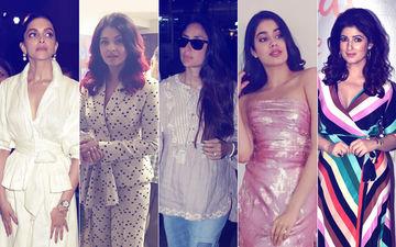 STUNNER OR BUMMER: Deepika Padukone, Aishwarya Rai, Kareena Kapoor, Janhvi Kapoor Or Twinkle Khanna?