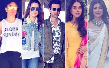 STUNNER OR BUMMER: Kareena Kapoor, Ameesha Patel, Hrithik Roshan, Aditi Rao Hydari Or Shilpa Shetty?