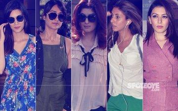 STUNNER OR BUMMER: Kriti Sanon, Ileana D'Cruz, Twinkle Khanna, Shweta Bachchan Or Hansika Motwani?