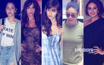 STUNNER OR BUMMER: Anushka Sharma, Nora Fatehi, Disha Patani, Kareena Kapoor Or Huma Qureshi?