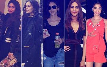 STUNNER OR BUMMER: Kareena Kapoor, Manushi Chhillar, Kriti Sanon, Vaani Kapoor Or Pooja Hegde?