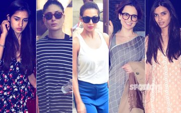STUNNER OR BUMMER: Disha Patani, Kareena Kapoor, Malaika Arora, Kangana Ranaut Or Diana Penty?