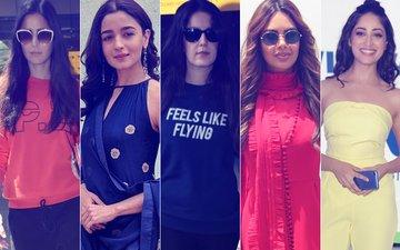 STUNNER OR BUMMER: Katrina Kaif, Alia Bhatt, Isabelle Kaif, Esha Gupta Or Yami Gautam?