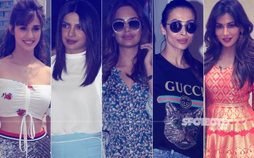 STUNNER OR BUMMER: Disha Patani, Priyanka Chopra, Esha Gupta, Malaika Arora Or Chitrangda Singh?