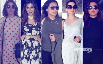 STUNNER OR BUMMER: Anushka Sharma, Chitrangda Singh, Rani Mukerji, Kangana Ranaut Or Parineeti Chopra?