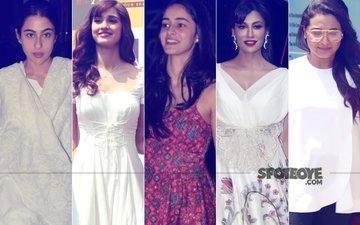 STUNNER OR BUMMER: Sara Ali Khan, Disha Patani, Ananya Pandey, Chitrangda Singh Or Rani Mukerji?