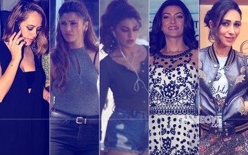 STUNNER OR BUMMER: Hazel Keech, Daisy Shah, Jacqueline Fernandez, Sushmita Sen Or Karisma Kapoor?