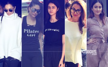 STUNNER OR BUMMER: Deepika Padukone, Kareena Kapoor, Ananya Pandey, Amrita Arora Or Ileana D'Cruz?