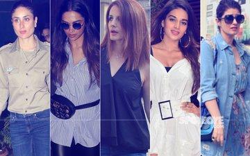 STUNNER OR BUMMER: Kareena Kapoor, Deepika Padukone, Sussanne Khan, Nidhhi Agerwal Or Twinkle Khanna?