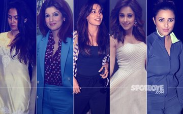 STUNNER OR BUMMER: Mira Rajput, Twinkle Khanna, Chitrangda Singh, Nushrat Bharucha Or Parineeti Chopra?