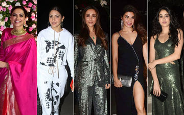 STUNNER OR BUMMER: Deepika Padukone, Anushka Sharma, Malaika Arora, Jacqueline Fernandez Or Janhvi Kapoor?