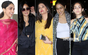 STUNNER OR BUMMER: Deepika Padukone, Katrina Kaif,  Aishwarya Rai Bachchan, Sara Ali Khan Or Mira Rajput?