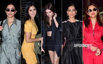 STUNNER OR BUMMER: Deepika Padukone, Katrina Kaif, Tara Sutaria, Sonam Kapoor Or Parineeti Chopra?