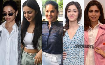 STUNNER OR BUMMER: Deepika Padukone, Kiara Advani, Sunny Leone, Ananya Panday Or Bhumi Pednekar?