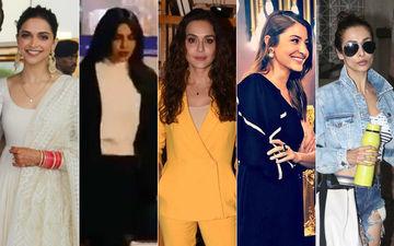 STUNNER OR BUMMER: Deepika Padukone, Priyanka Chopra, Preity Zinta, Anushka Sharma Or Malaika Arora?