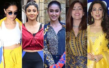 STUNNER OR BUMMER: Deepika Padukone, Shilpa Shetty, Ileana D'Cruz, Yami Gautam Or Juhi Chawla?