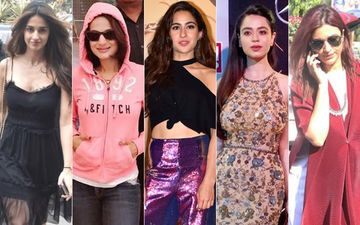 STUNNER OR BUMMER: Disha Patani, Ameesha Patel, Sara Ali Khan, Soundarya Sharma Or Parineeti Chopra?