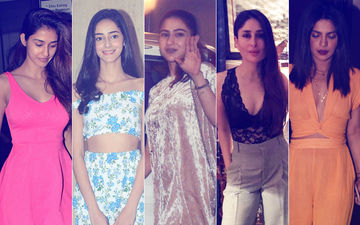 STUNNER OR BUMMER: Disha Patani, Ananya Panday, Sara Ali Khan, Kareena Kapoor Or Priyanka Chopra?