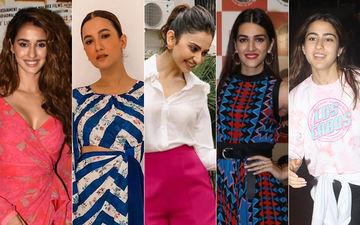 STUNNER OR BUMMER: Disha Patani, Gauahar Khan, Rakul Preet Singh, Kriti Sanon Or Sara Ali Khan?